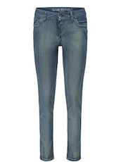 Hose bleached im Casual Stil Betty Barclay Dunkelblau - Blau