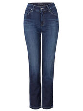 Jeans ,Cici' mit legerer Passform Angels dark used
