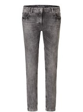 Jeans im Used-Look Betty Barclay Grey Denim - Grau