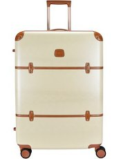 Bellagio 4-Rollen Trolley 70 cm Bric's blue/tobaco