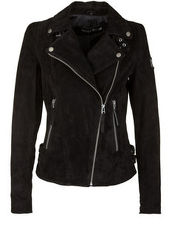 Lederjacke TAXI DRIVER FREAKY NATION black