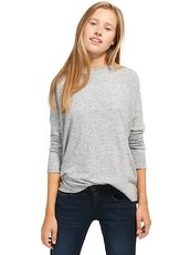 schlichter Pullover Tom Tailor Denim evening rose