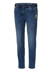 Jeans in Modern fit-Passform Betty Barclay Blau - Blau