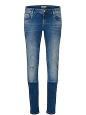 Jeans in zwei Farbtönen Betty & Co Blau - Blau
