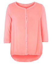 Bluse BUTTON BETTER RICH pink