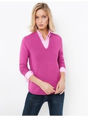 Pullover mit Querrippe Gerry Weber Peony