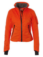 Skijacke Jet Set orange