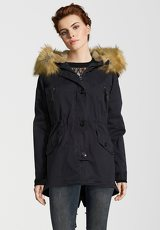Blonde No.8 Parka »SYLT BLING«