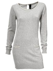 B.C. BEST CONNECTIONS by Heine Longpullover mit Cut-Outs hinten