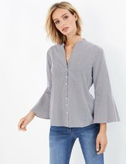 Gerry Weber Bluse 3/4 Arm »3/4 Arm Bluse mit Ethnomuster«
