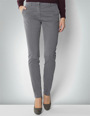 Gant Damen Hose Chino aus Baumwoll-Stretch