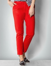 Fred Perry Damen Chino firey red T2754/B01