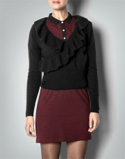 Fred Perry Amy Winehouse Cardigan Cardigan in Wickeloptik