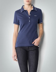 Barbour Damen Chroma Polo Polo-Shirt in tailliertem Schnitt