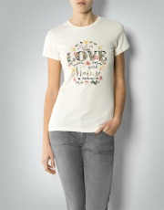 Barbour Damen Love Nature T-Shirt mit Frontprint