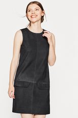 ESPRIT CASUAL Softes Jersey-Kleid im Doubleface-Style