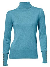 ASHLEY BROOKE by Heine Rollkragenpullover mit Kaschmir