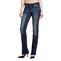 Guess Jeans »Cigarette Mid Dark Blue Wash«