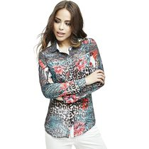 Guess BLUSE ALLOVER-PRINT