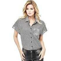 Guess BLUSE KAROMUSTER