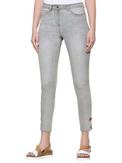 Jeans Alba Moda Green grey denim