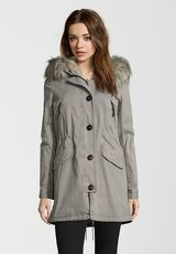 Blonde No.8 Parka »ASPEN FAKE FUR«