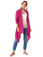 Strickjacke AMY VERMONT pink