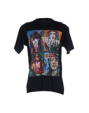 DANIELE ALESSANDRINI HOMME - TOPS - T-shirts