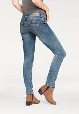 Coccara Slim-fit-Jeans »CURLY«