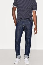 EDC 5-Pocket Jeans aus Stretch-Denim