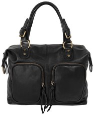 Forty degrees Leder Damen Handtasche