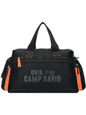 Rock Ridge Reisetasche Laptopfach 60 cm Camp David schwarz