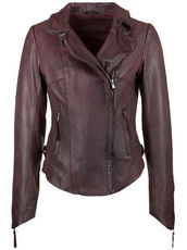 Lederjacke RUBY FREAKY NATION black