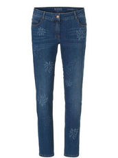 Jeanshose in Blue Denim Betty Barclay Blau - Blau