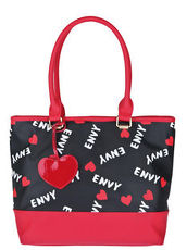 Tasche HEART TO HEART House of Envy black envy red