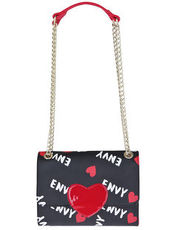 Tasche LOVE FOREVER House of Envy black envy red