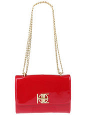 Handtasche POSH PATENT House of Envy red
