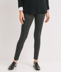 Leggings mit Chevronmuster