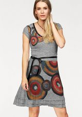 Desigual Strickkleid »Eldoris«