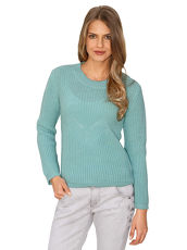 Pullover AMY VERMONT camel