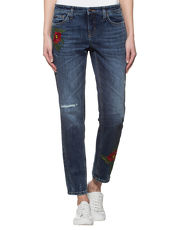 Jeans 'Laurie' CAMBIO blue denim
