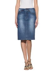Jeansrock Alba Moda Green denim