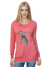 Pullover AMY VERMONT hummer/grau