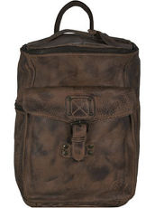 Panamerica Rucksack Leder 23 cm Billy the kid cognac