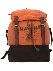 Ortega River Rucksack 43 cm Laptopfach Camp David orange