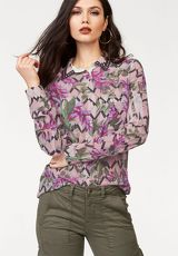 Guess Druckbluse »CLOUIS«