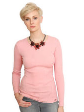 Pullover AMY VERMONT blush