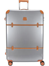 Bellagio Metallo 4-Rollen Trolley 76 cm Bric's blue