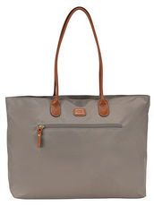 X-Travel Shopper Tasche 38 cm Bric's dove grey