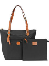 X-Bag Shopping 26 cm Bric's olive
